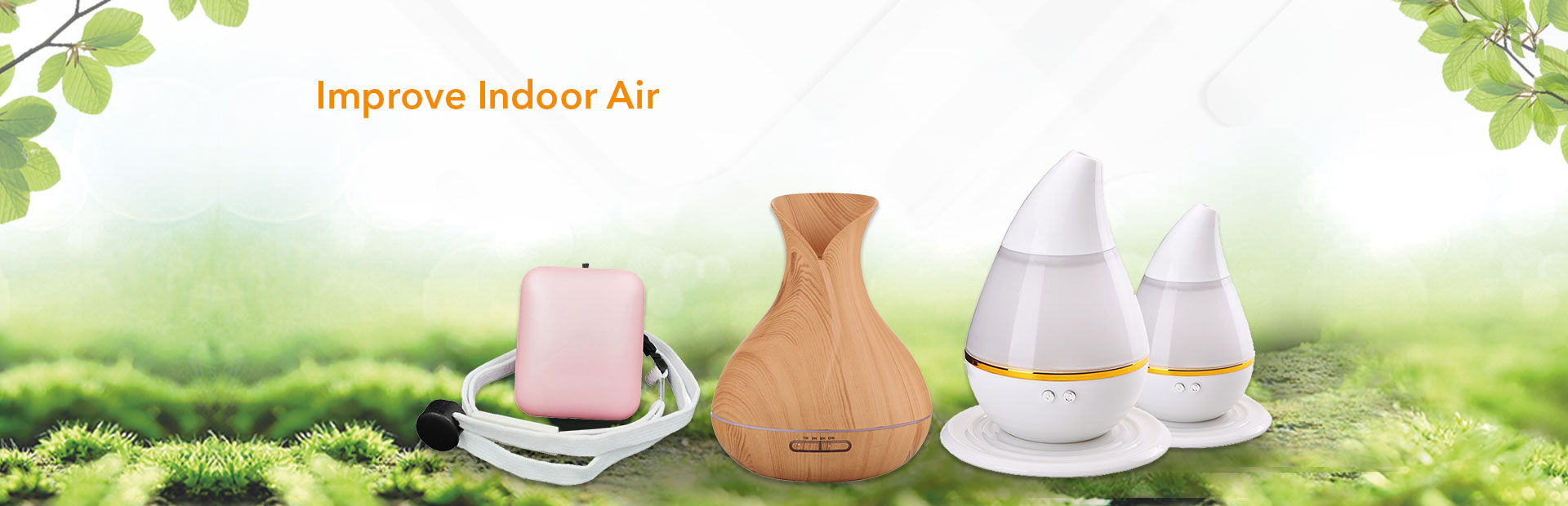 mini air purifier mini air humidifier mini aroma diffuser