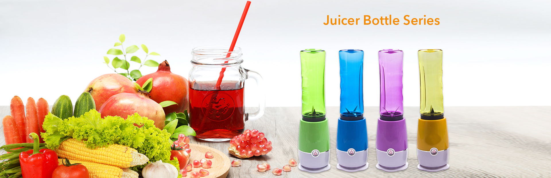 Travel Juicer Bottle Series