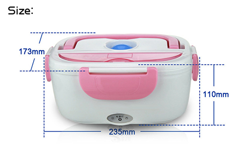 portable  electrical lunch box