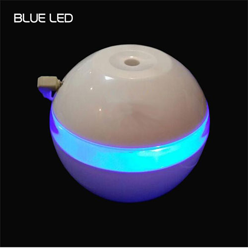 CE approved 300ml mini USB desktop air humidifier  for office applying