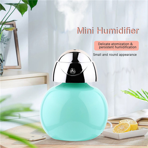 2 in 1 manual nozzle cosmetic bottle style mini USB air humidifier for promotion gift