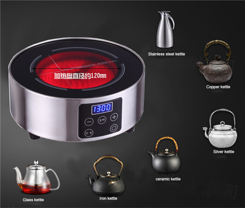 single burner multi function electric stove