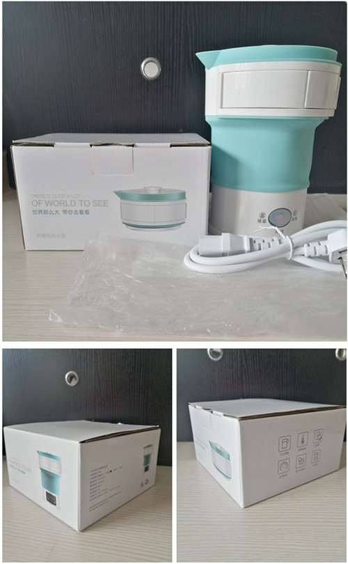 Portable AC100-240V 600ml  electrical water cup