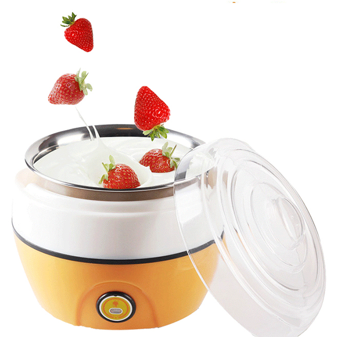 1.0L stainless steel home yogurt maker