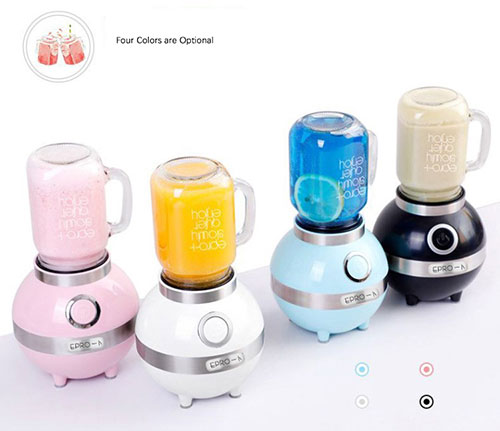 new design creative hand and shake portable juice bottle