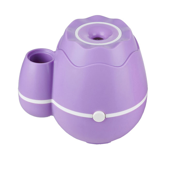 flower vase type USB mini air humidifier for promotion gift