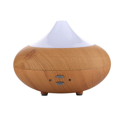 onion type mini USB aroma humidifier with colorful LED
