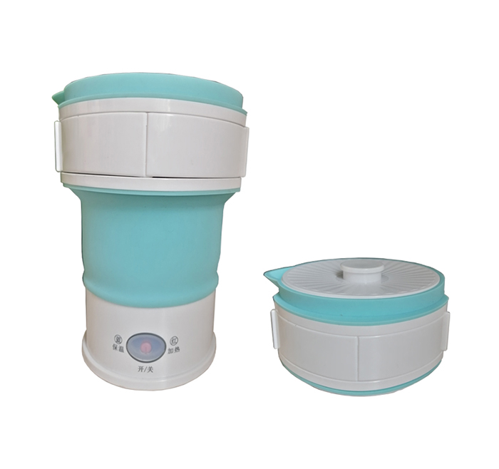 foldable and portable 600ml electrical water heating cup