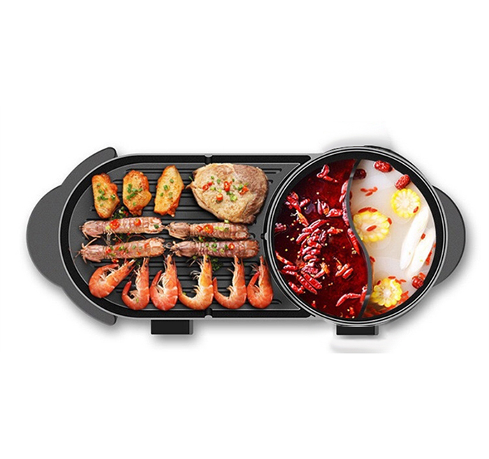 house appliance home hot pot and BBQ Griller